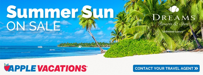 Apple Vacations - Summer Sun on Sale